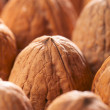Walnut background,full frame — Stock Photo #5612083