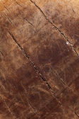 ひびの入った古い木製背景には、完全なフレーム — ストック写真