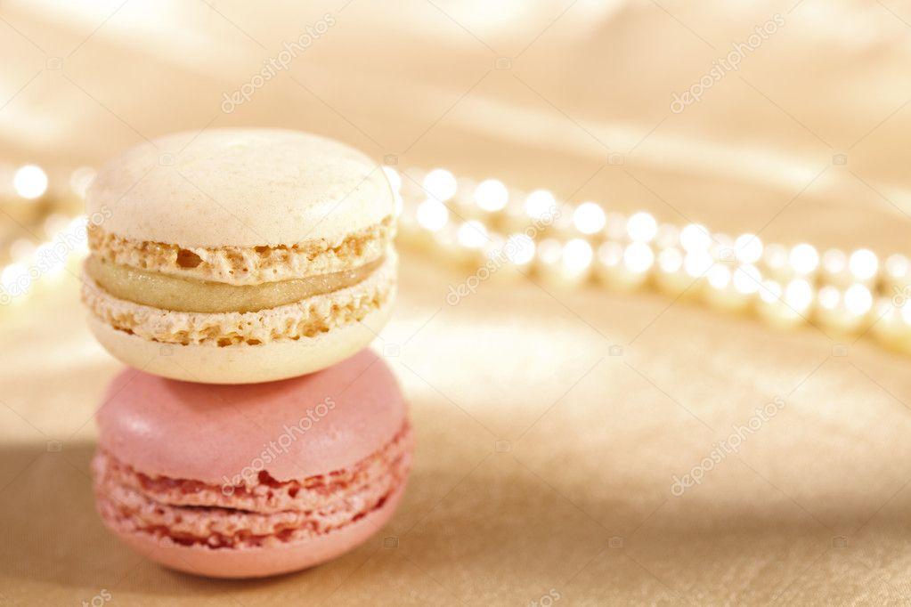 how to make macarons shiny