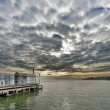 Trasimeno lake — Stock Photo