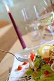 Sailor salad — Stock Photo