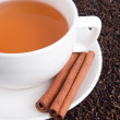 Stock Photo: Cup of tea