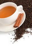 Xícara de chá — Foto Stock