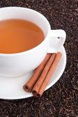 чашка чая — Стоковое фото
