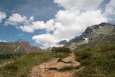 Montanhas alpes — Foto Stock