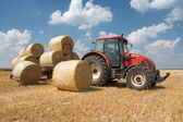 Jordbruk - traktor — Stockfoto