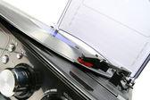 Gramofone — Foto Stock