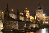 Charles Bridge (Prague) — Stock Photo