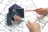 Plánování bydlení — Stock fotografie