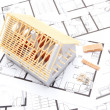 Building house concept - Stock Photo