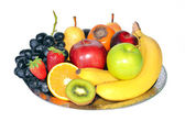 Fruit composition — Stock Photo