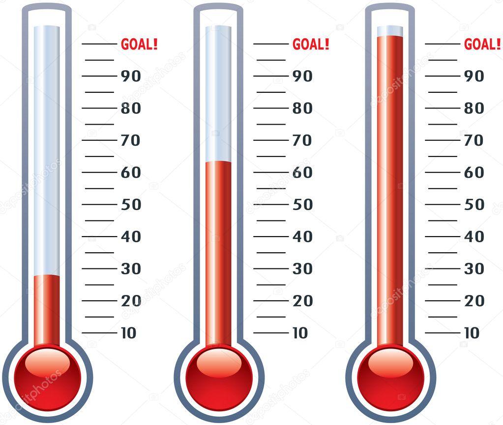 Thermometers Stock Vector 169 Dmstudio 6215004