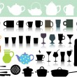 Kitchen utensils — Stock Vector #6508739