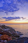 Sunset_9 — Stockfoto