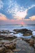 Son ışınları — Stok fotoğraf