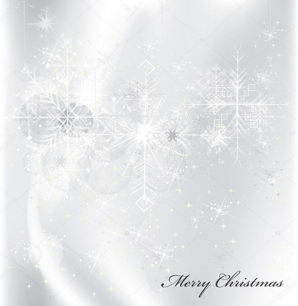 Christmas background  — Stock Vector #6601228
