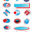Vector icons — Stock Vector #5713840