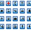 Royalty-Free Stock Vector Image: High quality icons