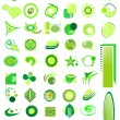 Vector elements — Stock Vector