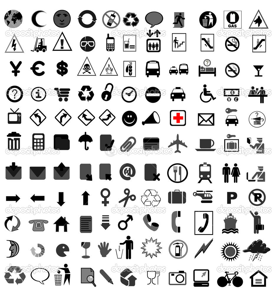 Vector Icons — Stock Vector #5715118