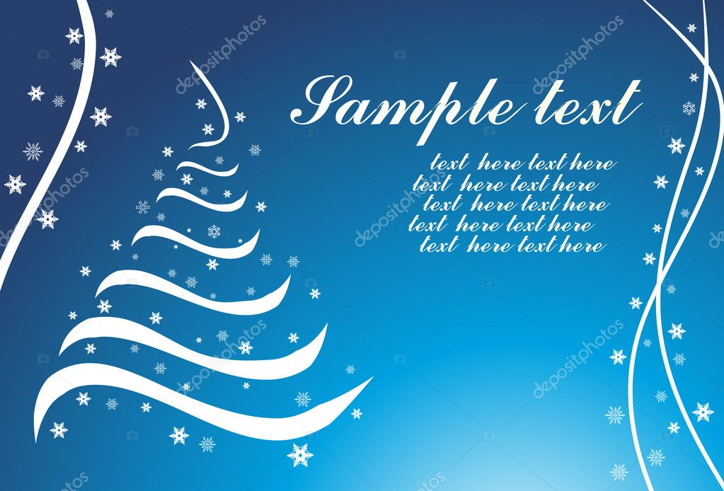 Christmas background — Stock Vector #5715237
