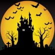 Royalty-Free Stock Imagen vectorial: Halloween Background