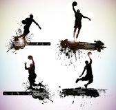 Basketball player — Stock Vector