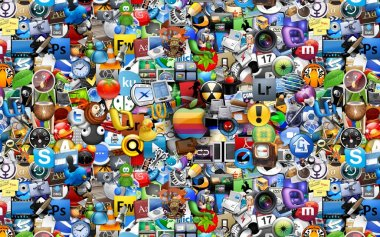 Creative Wallpaper Icons