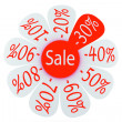 Foto de Stock  : Discount of 30 percent