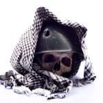 Dead terrorist — Stock Photo #5626980