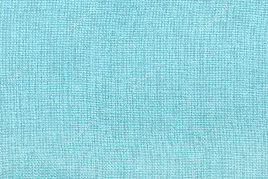 Blue linen texture background — Stock Photo #5799399