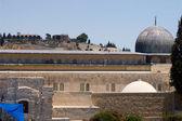 Al-aqsa Dome, Jerusalem, Israel — Stock Photo