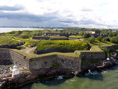 Fortress of Sveaborg, Helsinki, — Stock Photo