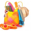 beach bag — Stock Photo #6706390