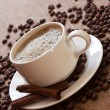 Cup of coffee — Stock Photo #5670167
