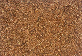 A texture from a flax seeds — Stock Photo