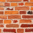 Brick wall background — ストック写真
