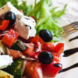 Foto Stock: Greek salad