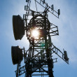 Cellphone tower — Stock Photo