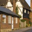 Typical English Village House — Stock Photo #6494368