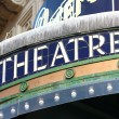 Old Movie Theatre In London — Stock Photo