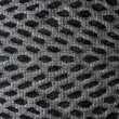 "Foto Stock: Grey fabric texture - ""snake skin"""