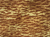 Sfondo marrone e giallo tessuto multicolore — Foto Stock