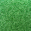 Stock Photo: Close-up of green sponge texture