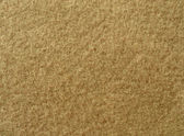 Texture of soft brown fleecy fabric — Stock Photo