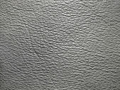 Grey leather texture — Stock Photo