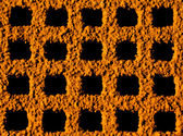 Stein quadrate — Stockfoto