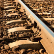 Rusty old railway — Stock Photo