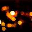 Out of focus lights — Zdjęcie stockowe