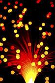 Abstrato de fora luzes de foco — Fotografia Stock
